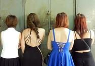 Giang hồ thuê khách sạn tổ chức bán dâm ở Sài Gòn