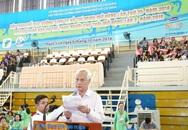 Vinamilk Sure Prevent đồng hành chăm sóc sức khỏe cho 4.000 người cao tuổi tại hội thao thể dục dưỡng sinh & festival văn hóa, thể thao người cao tuổi