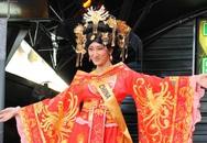 Hoa hậu Trung Quốc gây sốc vì 'trông như đàn ông'