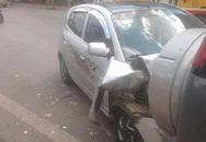 Hiệp Gà lái xe chở vợ mang bầu gây tai nạn