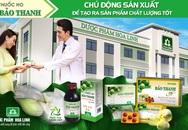 Thuốc ho Bảo Thanh: Chủ động sản xuất để tạo ra sản phẩm chất lượng tốt