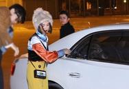 Thiếu gia Phan Thành đưa đón hot girl Salim bằng siêu xe Bently