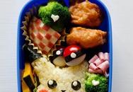 Nghệ thuật từ hộp cơm trưa của học sinh Nhật Bản