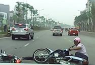 Xác định danh tính chủ xe Innova gây tai nạn trên đường Võ Chí Công