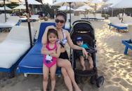 Diệu Hương nghẹn ngào vì không cho con bú sữa mẹ một năm đầu