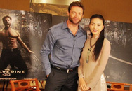 Ngô Thanh Vân khoe ảnh chụp cùng sao phim 'Doctor Strange'