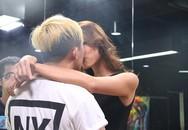 Lily Nguyễn sợ 'chết khiếp' khi hôn Trấn Thành