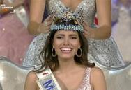 Người đẹp Puerto Rico đăng quang Hoa hậu Thế giới 2016