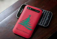 Đón Giáng sinh cùng mẫu vỏ bọc điện thoại siêu dễ thương