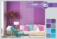 Màu sơn nhà phù hợp với từng cung hoàng đạo