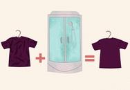 9 mẹo cho quần áo phẳng phiu mà chẳng cần bàn là
