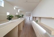 Thiết kế tinh tế giúp nhà rộng thênh thang dù chiều rộng vỏn vẹn 3 mét