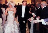 Đám cưới xa hoa của tỷ phú Donald Trump cùng siêu mẫu Melania 11 năm trước