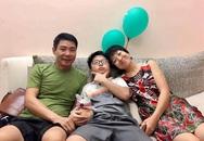 Con trai Công Lý - Thảo Vân lần đầu tham gia truyền hình thực tế