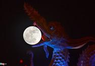 Hình ảnh tuyệt đẹp về siêu trăng lớn nhất 70 năm trên bầu trời Hà Nội, Sài Gòn