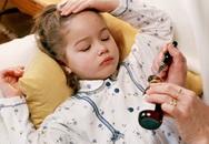 Giao mùa thu đông, lưu ý dấu hiệu ho biến chứng ở trẻ nhỏ