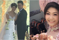Tiết lộ về chồng mới cưới của cơ trưởng Đông Phương
