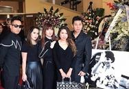 Sao Việt ở hải ngoại đến viếng mẹ MC Kỳ Duyên