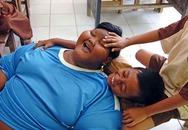 Cậu bé béo nhất thế giới đi học trở lại