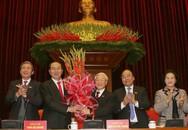 Công bố danh sách Bộ Chính trị, Ban bí thư Trung ương khóa XII