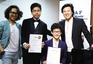 Hai tài năng piano trẻ của Việt Nam tham gia biểu diễn quốc tế