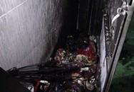 Ba người suýt bị thiêu chết trong phòng trọ khóa cửa