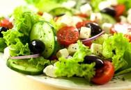 Mẹo trộn salad ngon