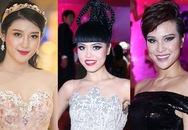 'Bắt lỗi' làm đẹp của sao Việt tháng 12