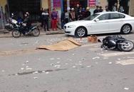 Tai nạn khiến cô gái trẻ tử vong, tiền lẻ rải đầy đường