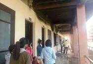 Sau tiếng nổ lớn, ký túc xá sinh viên bốc cháy dữ dội