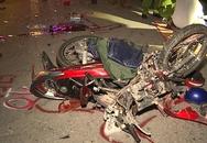 Say rượu lái xe trên quốc lộ, 2 thanh niên bị ôtô tông chết