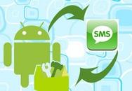Sao lưu và phục hồi lịch sử cuộc gọi, tin nhắn trên smartphone