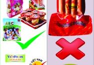 Doanh nghiệp Vietfoods sản xuất thạch, bánh kẹo bị nhầm thành nơi làm xúc xích bẩn