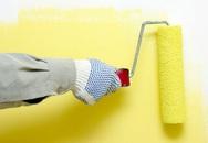 Tuyệt chiêu không dây bẩn khi sơn nhà