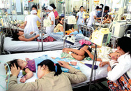 Tiền Giang: Trẻ nhập viện tăng đột biến