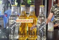 Pepsico: Khách hàng phản ánh hai chai Sting chưa mở nắp có màu dị thường