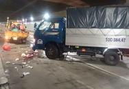 Tai nạn trong hầm Thủ Thiêm, 1 người chết, 4 người bị thương