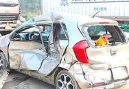 Tai nạn liên hoàn, 5 người nhập viện khẩn cấp