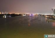 Bỏ lại xe, thanh niên bất ngờ leo lan can, nhảy sông Sài Gòn