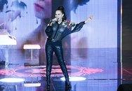 Thu Minh xin lỗi vì để lộ nội y trên sóng truyền hình