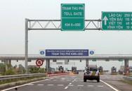 """Một loạt xe bị """"cấm cửa"""" trên cao tốc Hà Nội - Lào Cai"""