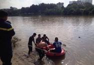 Tìm thấy thi thể người mẹ ôm con nhảy sông ở Sài Gòn