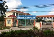 Lãnh đạo nhà trường lên tiếng vụ 'thầy giáo gạ tình nữ sinh'