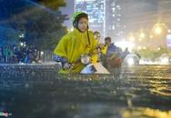 Trận mưa ở Sài Gòn chiều 26/9 lớn nhất 40 năm qua