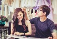 Lộ ảnh Tim và Trương Quỳnh Anh đi thử đồ cưới