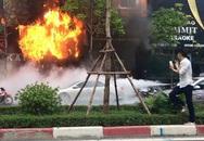 """Chụp ảnh """"tự sướng"""" trong vụ hỏa hoạn kinh hoàng: Sự vô cảm trở nên nguy hiểm"""