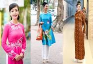 Học cách mặc áo dài đẹp mê hồn như NSƯT Chiều Xuân