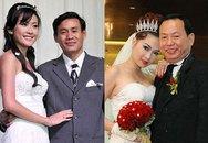 Kết buồn thảm của mỹ nhân Việt khi yêu và lấy chồng nhiều tuổi