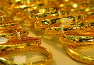 Giá vàng SJC đứng yên trên mức 34 triệu đồng/lượng