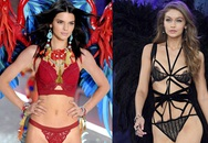 Dàn mẫu nóng bỏng 'đốt cháy' Victoria's Secret show 2016